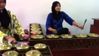 Traditional music of Malaysia