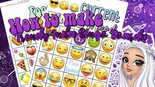 How to • Trendy Instagram Bingo Boards