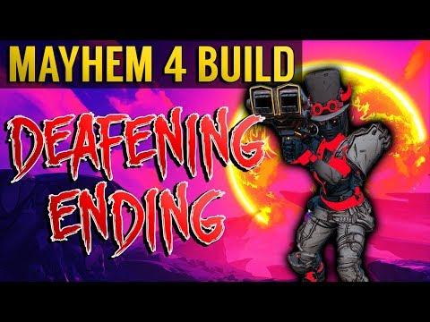 Borderlands 3 INSANE MOZE BOSS BUILD! INSTANT KILL BOSSES! Easy Mayhem 4! Highest Damage Build!