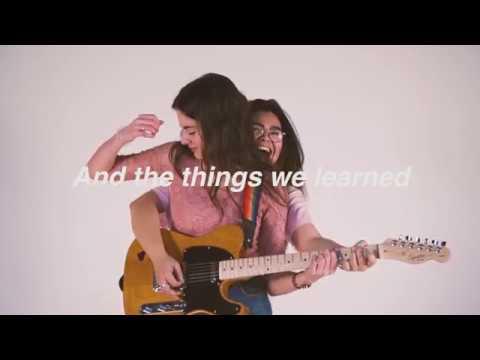 WARD - Sheets (Co-exist) Lyrics Video