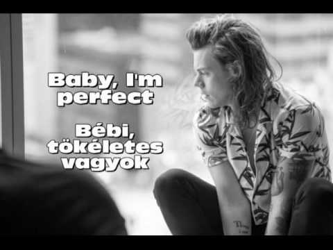 One Direction Perfect Magyar felirattal