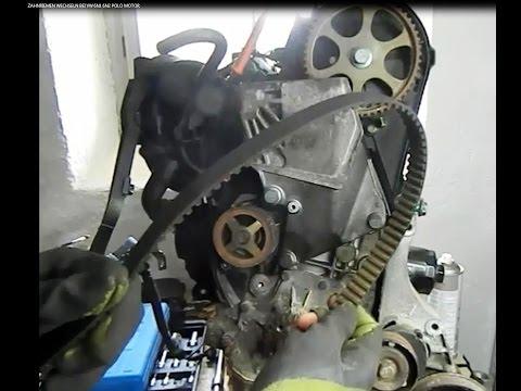 VW POLO GOLF LUPO JETTA VENTO 6N1 ЗАМЕНА РЕМНЯ (РОССИЯ)