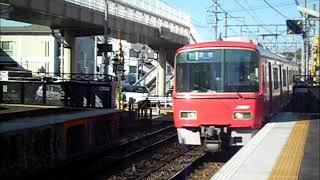 2018-01-04 名鉄本線の車両たち