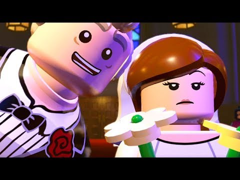 "LEGO THE INCREDIBLES Gameplay Walkthrough Chapter  7 ""Golden Years"" 1080p 60FPS"
