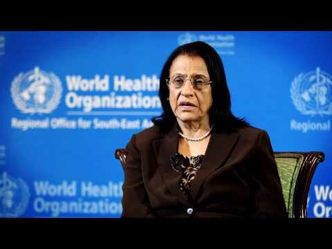 World Health Day 2017 - Message from Regional Director, WHO South-East Asia