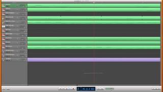 GarageBandを使ってサカナクションのミュージックを打ち込んでみました...