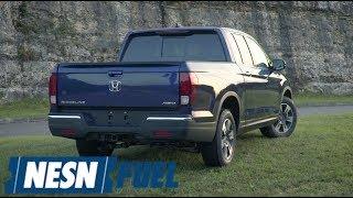 Car Review: Redesigned Honda Ridgeline