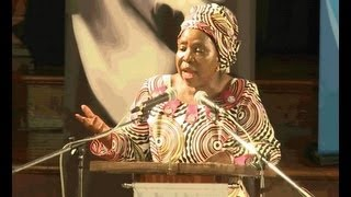 14th Annual Steve Biko Memorial Lecture with Guest Speaker Dr Nkosazana Dlamini-Zuma