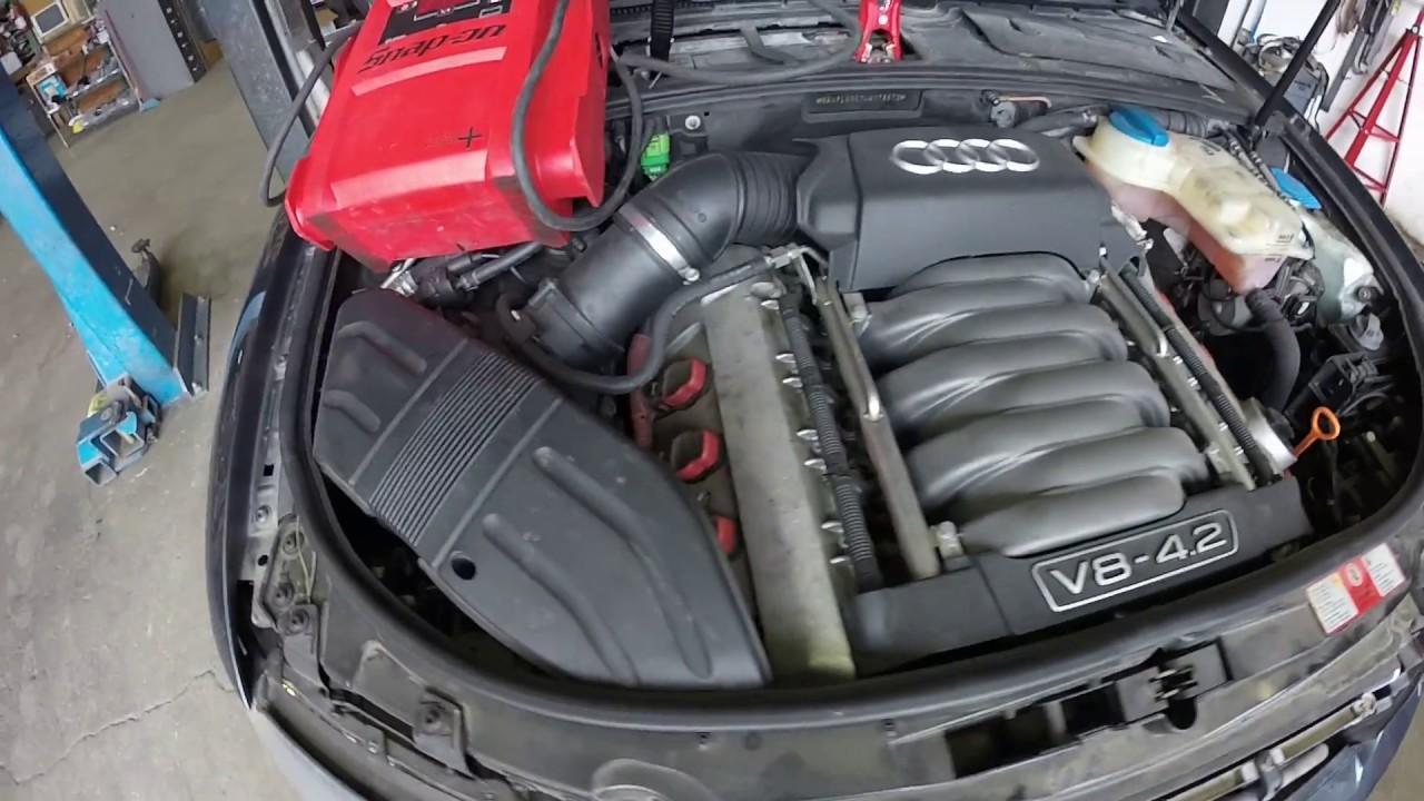 2004 Audi S4 4.2L Engine For Sale 83k Miles Stk#R16107 ...