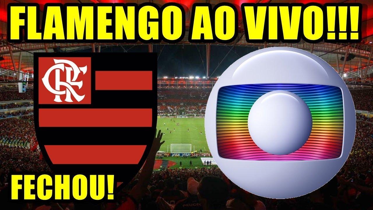 Flamengo Fecha Com A Globo E Tera Transmissao Do Jogo Ao Vivo Com Imagens Flamengo X Portuguesa Youtube