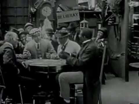 A Natural Born Gambler (1916) - Bert Williams Silent Film