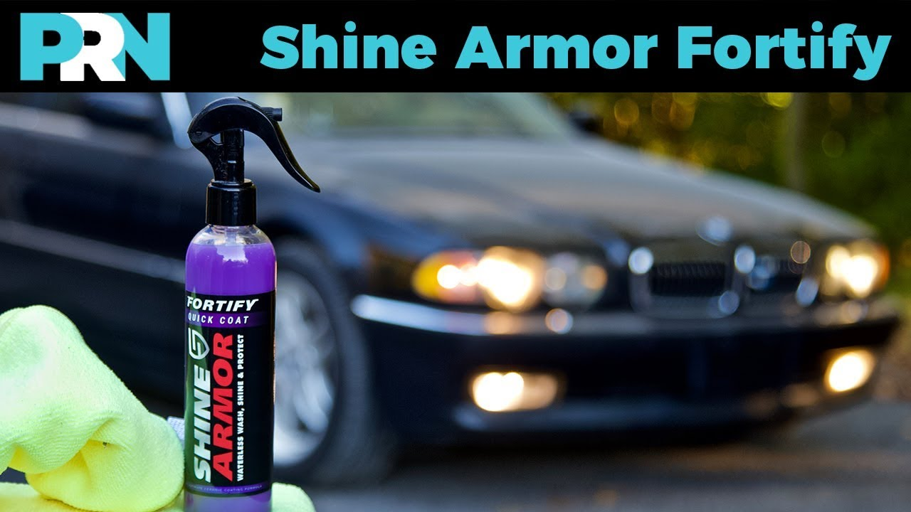 Image result for SHINE ARMOR Fortify Quick Coat