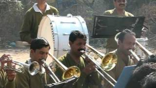 Delhi: Adventures in a Megacity - Police brass-band