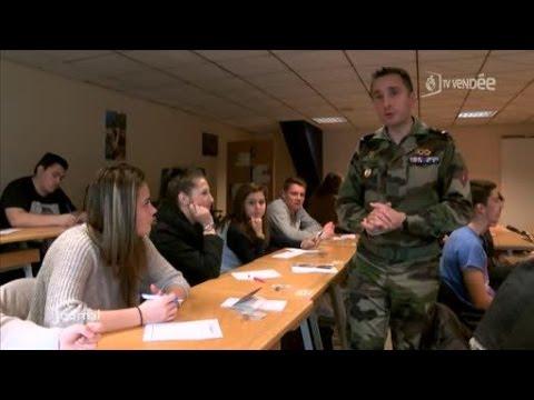 La Journée Défense et Citoyenneté à Fontenay-le-Comte
