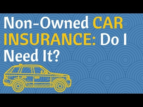 do i need non owned car insurance coverage in my small business youtube. Black Bedroom Furniture Sets. Home Design Ideas