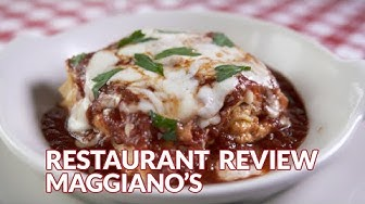 Restaurant Review - Maggiano's | Atlanta Eats