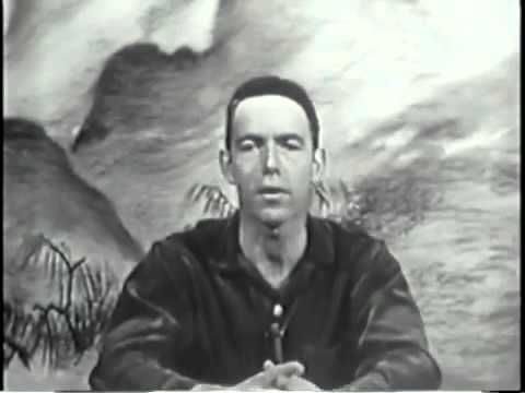 Alan Watts  Live original TV series  The silent mind