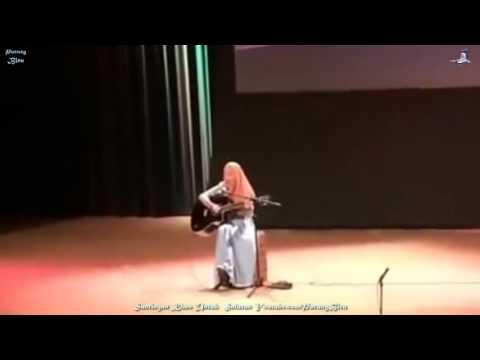 Mimi Nazrina Kun Anta كن أنت Versi Akustic Pentas Muda & Merbahaya Konsert Singapura