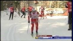 Naisten 4x5km - Sapporon MM-hiihdot 2007