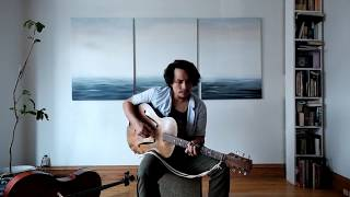 """Tom Waits""""Never Let Go"""" Cover by Matthew C Yee"""