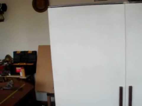 Closet y gavetero moderno youtube for Working closet modernos