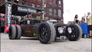 2019 WRENCHFEST RAT ROD CAR SHOW