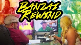 18+ BanzaiRewind ep.7 Seeing The Future of vaping w/ Cleareyezz! Madi