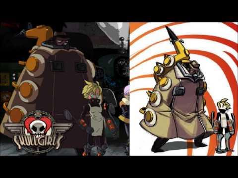 Skullgirls Original Fan Music - Music Breather (Theme of Big Band)