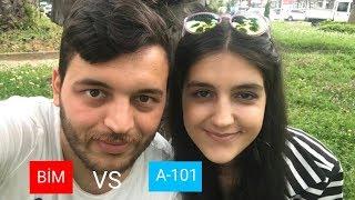 BİM VS A101 ABURCUBURLARİNİ KARSILAŞTIRDIK
