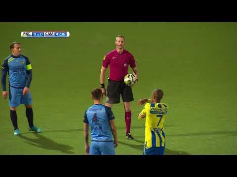 Samenvatting RKC Waalwijk - SC Cambuur (16-02-2018)