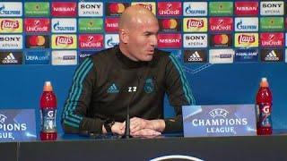 PSG - Real / Zidane :