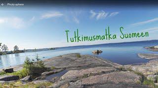 Tutkimusmatka Suomeen