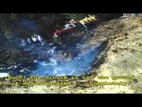 9/11 Flight 93 - Shanksville Mayor 'Poof! It Disintegrated ... Completely'