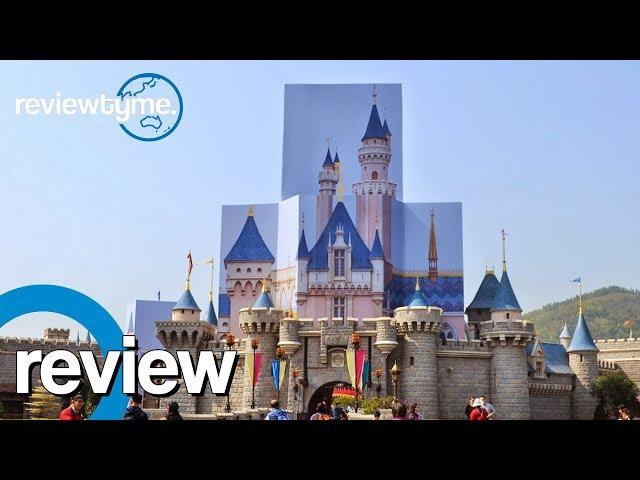 Disneyland Under Refurbishment! - Hong Kong Disneyland Overview and Review