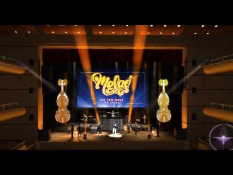 Melao' - Show Video Render