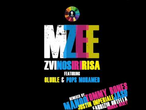 Mzee feat. Oluhle & A Team - Zvinosiririsa (Manoo Remix)