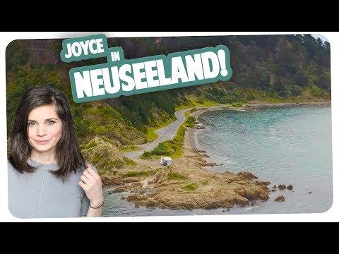 Traumhafte Landschaften | Follow Joyce around durch Neuseeland!