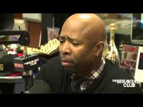 Kenny Smith and Family Interview at The Breakfast Club Power 105 1 02 13 2015
