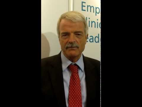 Professor Malcolm Grant, chair of the NHS CBA, interviewed at NHS Confed