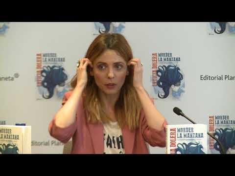 Leticia Dolera presenta 'Morder la manzana'