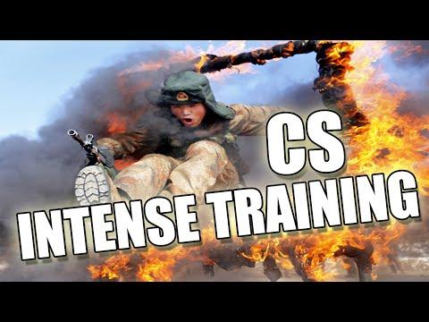 CS:GO: Intense Training (Global Training Tips)