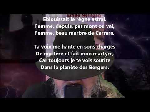 Thème sentimental - Émile Nelligan lu par Yvon Jean