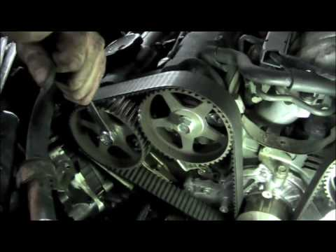 Mitsubishi Timing belt Part 1  YouTube