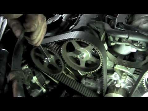 Mitsubishi Timing belt Part 1 - YouTube
