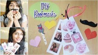 DIY Easy Bookmarks | Heart, Photostrip, Mustache & Cat Thumbnail