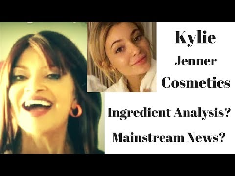 Kylie Jenner - Investigative report - harmful ingredients?