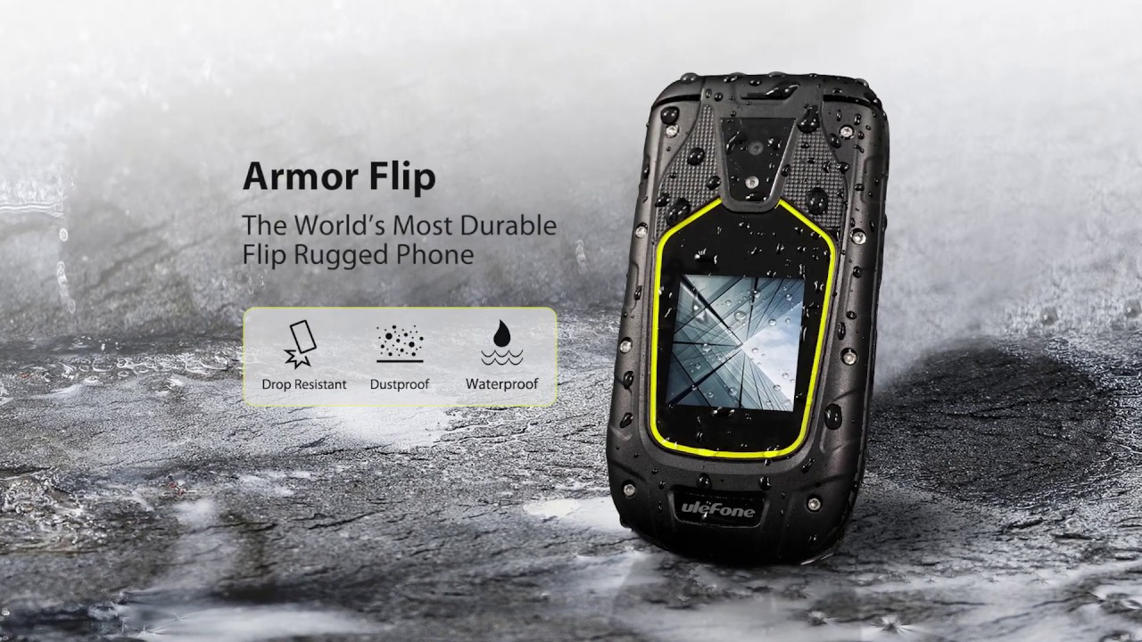 Most Durable Flip Rugged