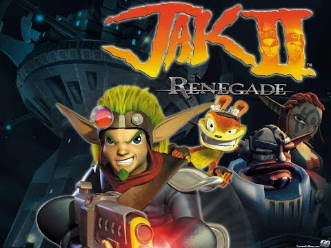 Let's Play Jak 2 - Renegade #001 [HD] [PS4] - Da sind wa wieder