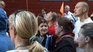 Ratha Yatra pt2 2009 Riga, Latvia