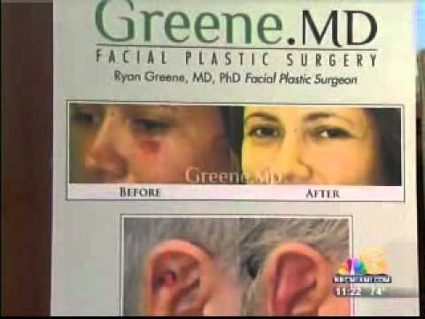 Facial Plastic Surgery in South Florida - Facial Reconstruction by Dr. Ryan Greene